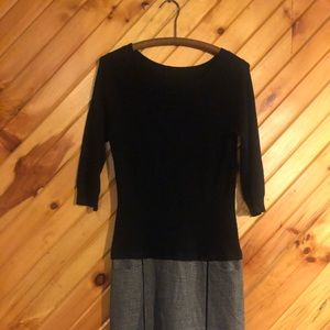 Sweater dress from White House Black Market